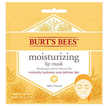 Burt's Bees 100% Natural Moisturizing Lip Mask