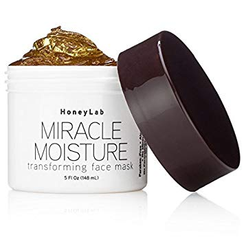 Honeylab Miracle Moisture Honey Facial Mask for wrinkles