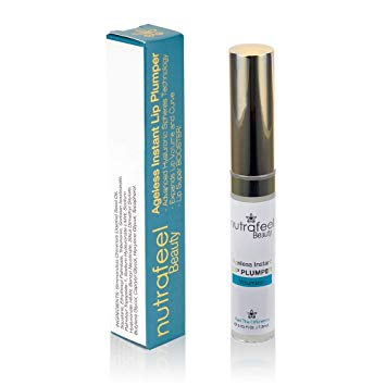 Instant Lip Plumper by Nutrafeel  Natural Lips Booster  Expands Curve & Volume
