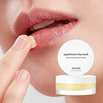 NOONI Applebutter Lip Mask 0.42 Ounces,