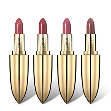 UCANBE Matte Lipstick Velvet Color Long Wear Lipstick Waterproof Makeup Cosmetics