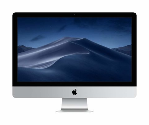 Apple iMac (27 Retina 5K display, 3.4GHz quad-core Intel Core i5, 8GB RAM