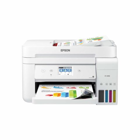 Epson EcoTank ET-4760 Wireless Color All-in-One