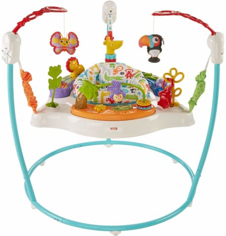 Fisher-Price Jumperoo Animal Activity