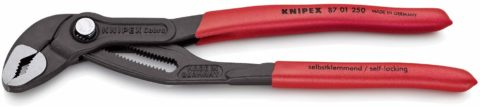 Knipex 8701250 10-Inch Cobra Pliers