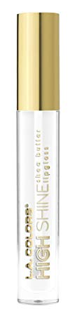 L.A. Colors High Shine Shea Butter Lip Gloss