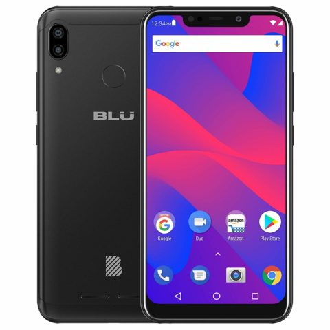 BLU Vivo XL4 6.2 HD Display Smartphone