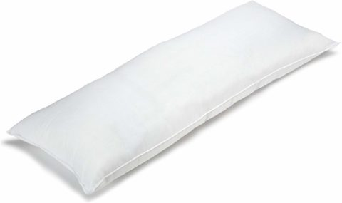BioPEDIC Premium SofLOFT 20-by-54 Inch Body Pillow
