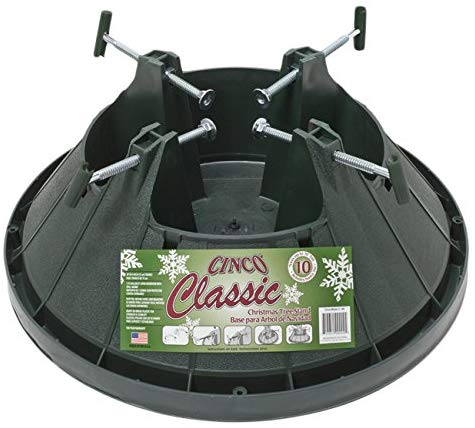 Cinco C-148E Express Tree Stand For Up To 10' Trees
