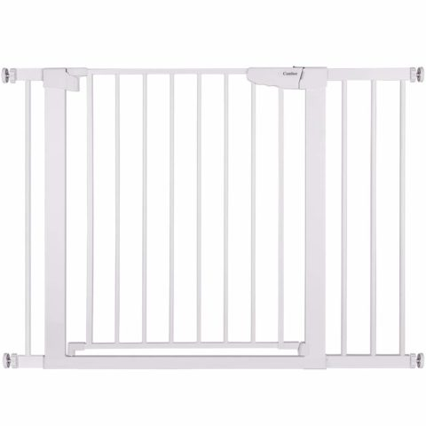 "Cumbor 43.3"" Auto Close Safety Baby Gate"