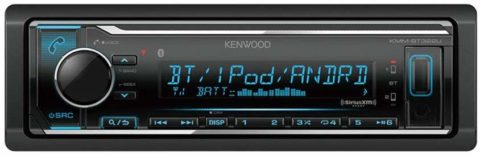 Kenwood KMM-BT322 Car Media Player Bluetooth