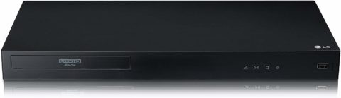 LG UBK80 4K Ultra-HD Blu-ray Player