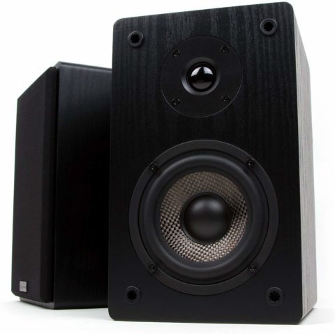 Micca MB42 Bookshelf Speakers, Passive