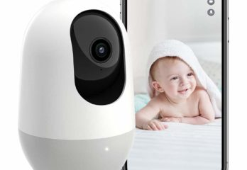 Nooie Pet Camera, Baby Monitor, WiFi Camera 1080P