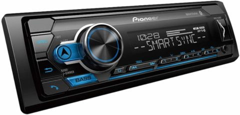 Pioneer MVH-S310BT Digital Media Receiver