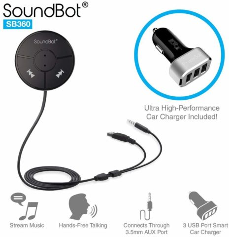 SoundBot SB360 Bluetooth