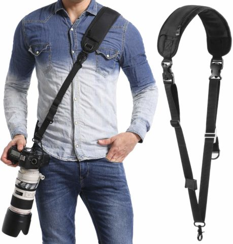 waka Camera Neck Strap with Quick Release
