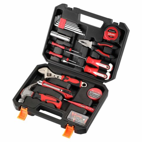 41-Piece Tool Set General Household Home