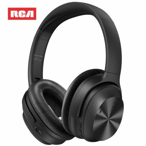 Active Noise Canceling Headphones, RCA Bluetooth