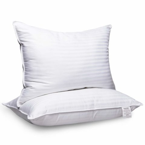 Adoric Pillows for Sleeping, 2 Pack Premium
