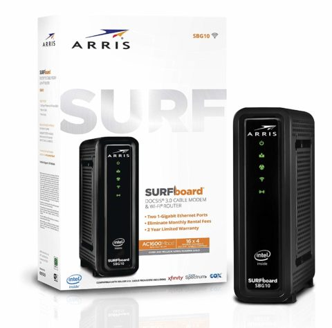 Arris Surfboard (16x4) Docsis 3.0 Cable
