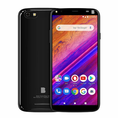 BLU Studio Mega 2019-6.0 Display Smartphone