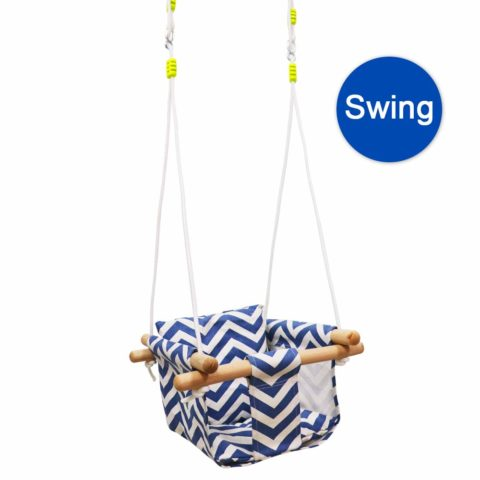 Baby Kids Canvas Hanging Swing