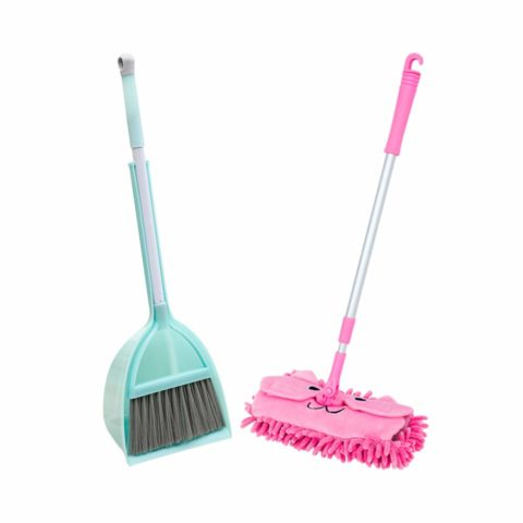 Kids Cleaning Set, Kid's Mini Housekeeping Cleaning Tool