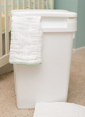 Natural Baby Sturdy Plastic Easy to Clean Flip