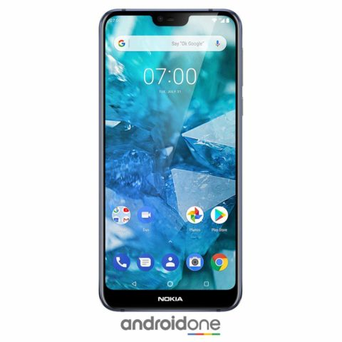Nokia 7.1 - Android 9.0 Pie - 64 GB - Dual Camera