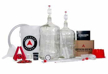 Northern Brewer Deluxe Homebrew Starter Kit