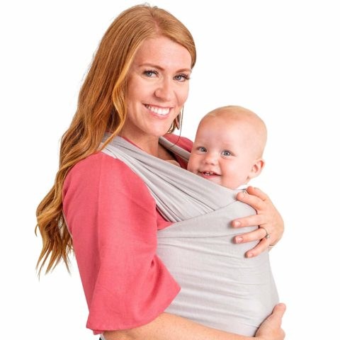 WeeSprout Baby Wrap Carrier - Perfect Baby Carrier