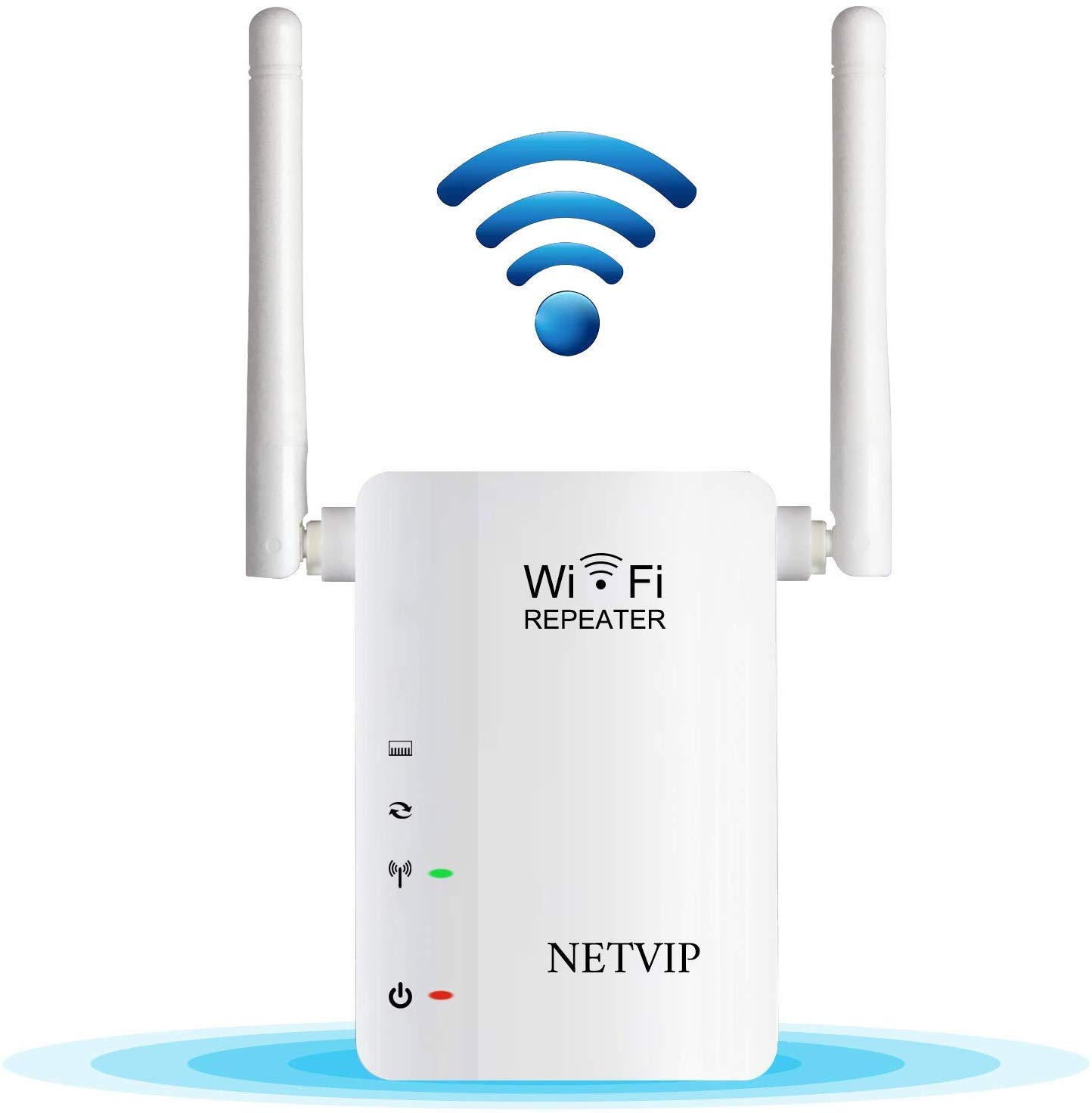 300Mbps Wireless-N Mini Router Wifi Repeater Extender Booster Amplifier US LJ