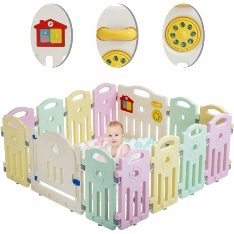 Baby Playpen Playard for Babies Infants Toddler