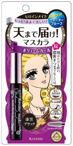 HEROINE MAKEVolume and Curl Mascara Super
