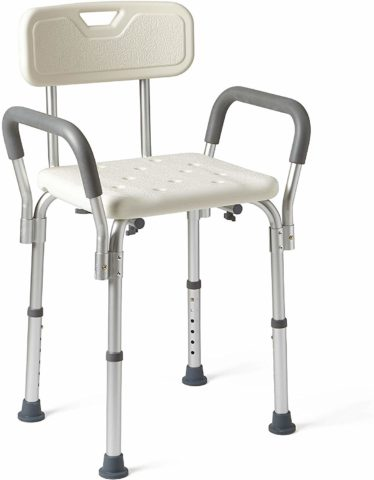 Medline Shower Chair Bath Seat with Padded