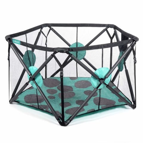 Milliard Playpen Portable Playard with Cushioning