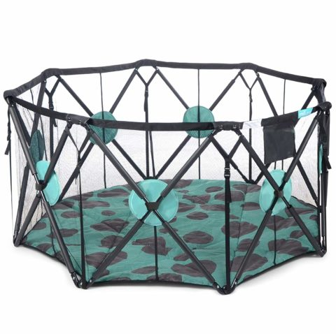 Milliard X-Large 8 Panel Playpen Portable Playard