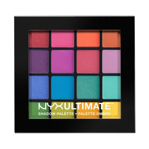 NYX Nyx professional makeup ultimate shadow