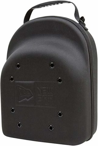 New Era Black 6 Cap Carrier