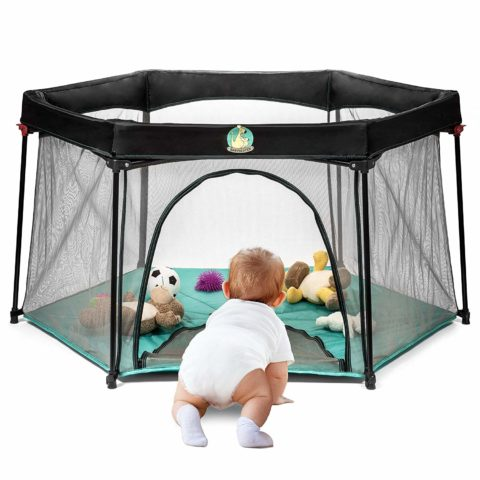 Portable Playard Play Pen for Infants