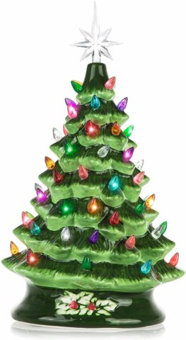 RJ Legend Ceramic Christmas Tree – Green
