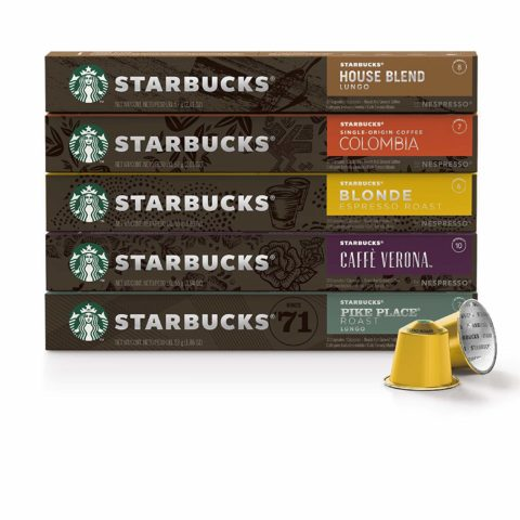 Starbucks by Nespresso, Favorites Variety Pack