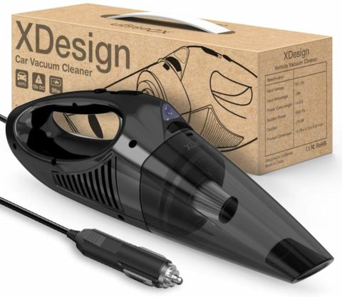 XDesign Car Vacuum Cleaner