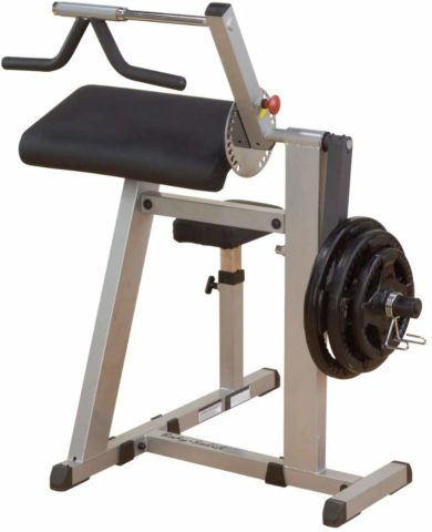 Body-Solid Cam Series Biceps and Triceps Machine