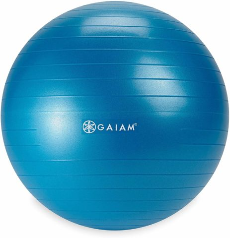 Gaiam Kids Balance Ball - Exercise Stability Yoga Ball