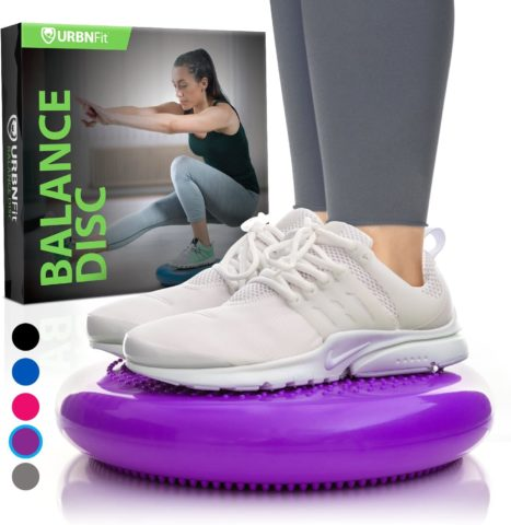 Balance Disc - Stability Wobble Cushion