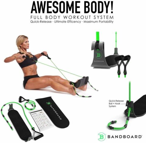 BandBoard BB1 Portable Home Gym