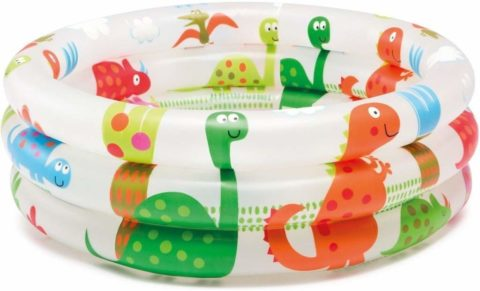 Intex Dinosaur 3 Ring Baby Pool