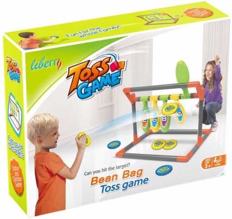 Liberry Bean Bag Tossing Game